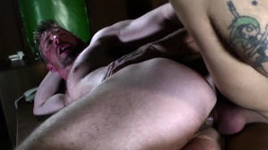 The Law Of fellows - Mickey Taylor & Scott Hunter butthole-copulation