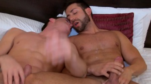 Tender - Jace Tyler with Valentino Medici ass fuck