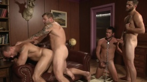 Trying Out The Goods - Tommy Defendi & John Magnum ass screw