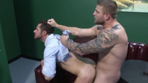 One Night only - Dean Monroe with Colby Jansen ass Nail