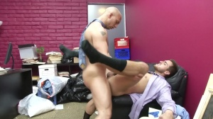 Law And Hoarder - John Magnum & Bryce Star pooper Hook up