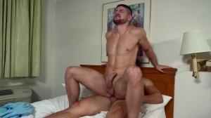 The Sting - Axel Kane with Connor Halstead ass Hump