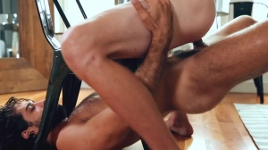 Diego Did It again - Diego Sans, Zane Anders anal nail