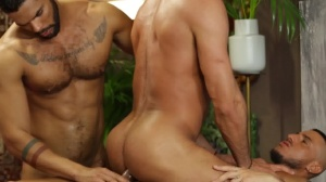 Telenovela - Lucas Fox & Massimo Piano ass job