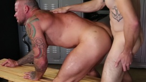 Confessions Of A Straight guy - Sean Duran with Jackson Traynor ass job