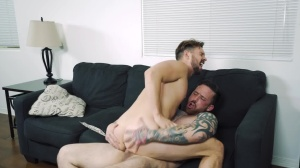 Space Invaders - Jordan Levine & Casey Jacks anal nail