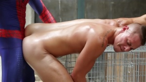 Spiderman : A homosexual XXX Parody - Aston Springs with Will Braun butthole Nail
