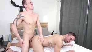Ride - Darin Silvers with favourable Daniels butthole Hump