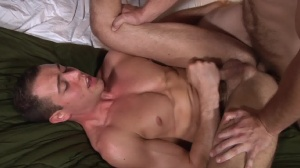 Stealth Fuckers - Landon Mycles and Brendan Phillips anal Hump