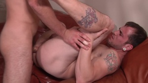 Not Brothers Yet - Jarec Wentworth & Jared Summers anal Hump