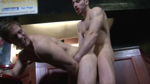 Cruising movie 4 - Gabriel Clark with Leo Domenico ass Hump