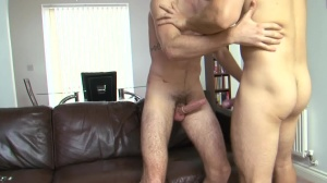 Secret Diary Of An Escort - Gabriel Clark with Woody Fox ass Nail