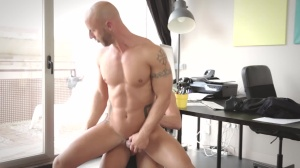 Privileged Information - Aymeric Deville and Craig Farell ass plow