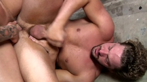 Fire Drill - Sebastian young with Andrew Blue ass nail