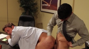 Entry Level - Rocco Reed & Lance Luciano butthole Hump