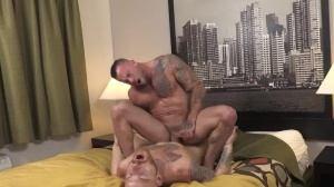 Bromo Presents: piss Pigs - anal Love
