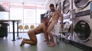 dudes In Public 32 - Laundromat - ass Nail