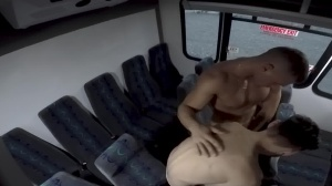 men In Public 28 - Bus nail - oral-service Hook up