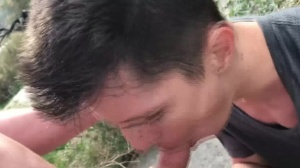 guys In Public three – Hike - pooper Licking First Time