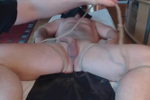 An exciting ramrod And Prostate Massage