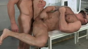 Defiance - Paddy O'Brian and Victor D'Angelo anal bang