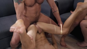 The Longest Erection Of My Life - Dante Colle and Colton Grey pooper stab