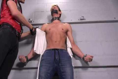young blond High School knob disciplined bdsm homosexual thraldom
