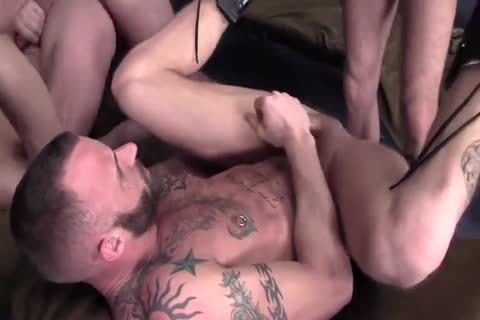 110 Minutes Of bare group banging Action