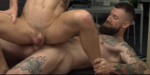 Putting The ass In Assistant: - Troy Daniels with Drew Dixon ass sex