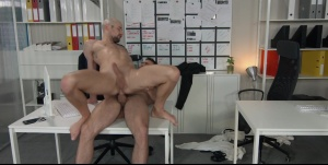 Putting The ass In Assistant: - Paddy O'Brian, Drew Dixon anal poke