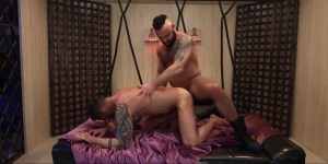 Art Of Domination - Jessy Ares with Tyler Berg butthole Love