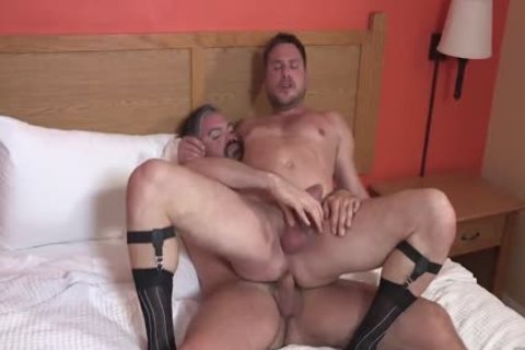 Daddies Lance Navarro And Hans Berlin raw