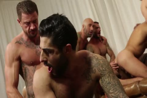 group fuckfest - Rocco Steele