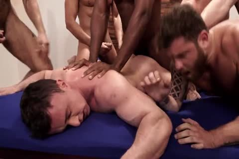 Ganged pounded And nailed Part 1