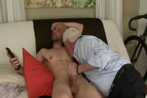 dirty blow And cumshot From Straight lad!