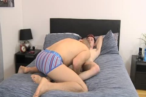 lad bangs twink in nature's garb In The Bedroom