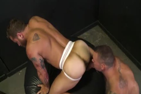 eager For The enormous schlong With Sean Duran & Riley Mitchel