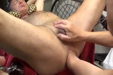 Fist Party In Denmark. Getting Fisted By Two twinks And banged