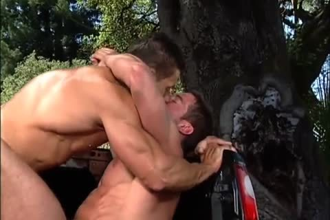 Beefcake - Tyler Hill And Robert Van Damme