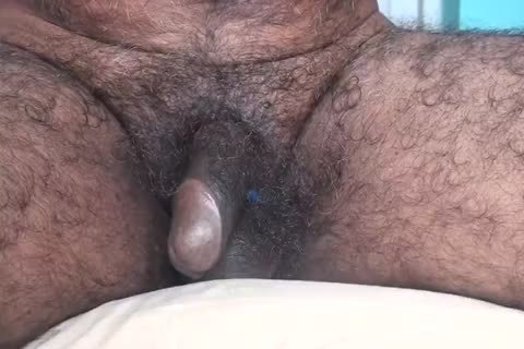 230819MY PEELED LINGOM BALLS&arse FOREST PUBIC HAIR TRIMMING