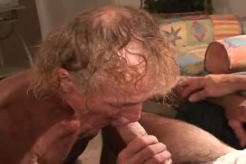 Two older Homeless fuck