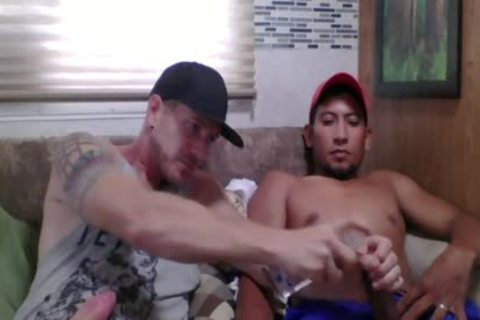 Straight Latino Construction Worker acquires First cook jerking From A dude (Martin 2)