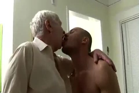 fascinating older chap & Younger Having Sex
