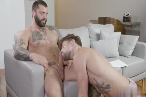 Pornstar Trystan Bull Enjoys naughty Massage Action