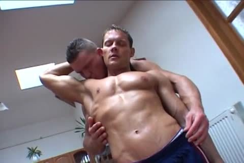 Boyfriend fondles horny Muscle Chest College lad