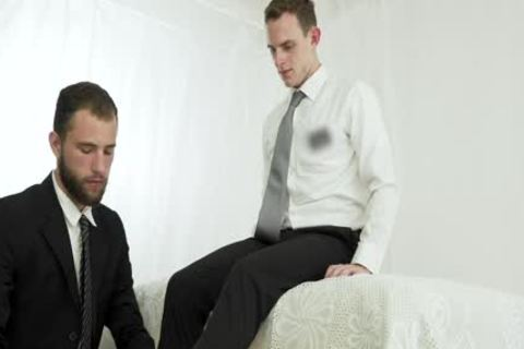 juicy Missionary boy acquires Creampied By A Priest