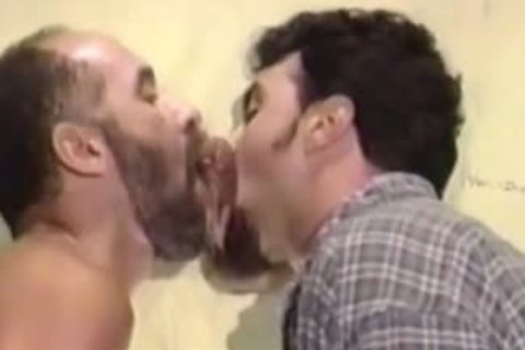 these men LOVE To Share A knob With Their Buddies