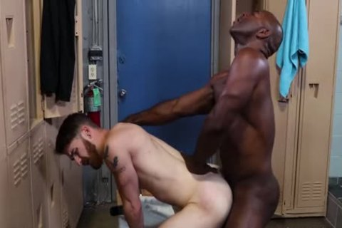 train My booty With That enormous penis W Aaron Trainer & Nick Milani