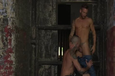 UK sleazy ramrods - Lured 2 - The Basement - Issac Jones & Nick North.mp4