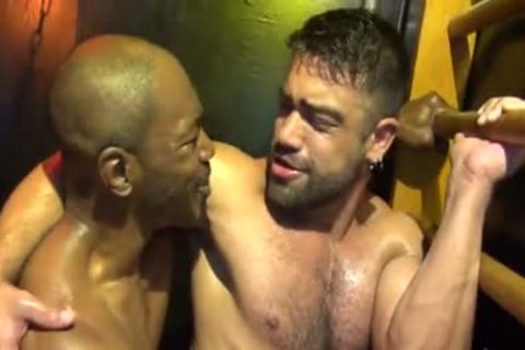 bare slam Club lusty BBC Vs lusty Bottom Latino